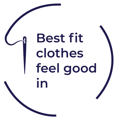 Best fit clothes feel good in