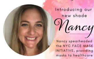 Lipgloss heroes Nancy
