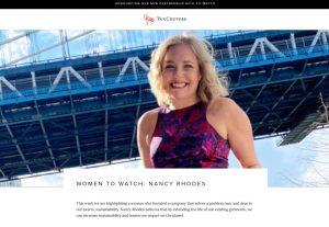 Women to Watch: Nancy Rhodes