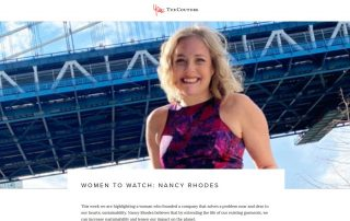 Women to Watch: Nancy Rhodes